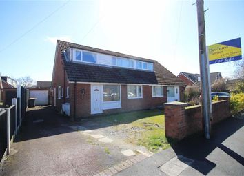 Thumbnail 3 bed semi-detached bungalow for sale in Ribblesdale Drive, Grimsargh, Preston