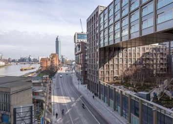Thumbnail 1 bed flat for sale in One Riverlight Quay, Vauxhall, London
