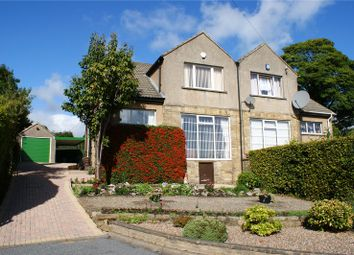 Thumbnail 3 bed semi-detached house for sale in Spring Gardens Mount, Keighley, West Yorkshire