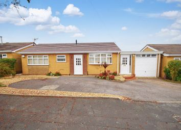 Thumbnail 2 bed detached bungalow for sale in Caton Crescent, Milton, Stoke-On-Trent