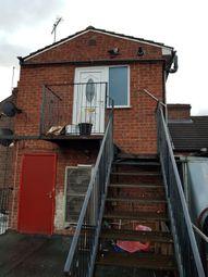 Thumbnail 1 bedroom maisonette to rent in Dunstable Road, Luton