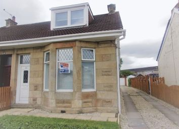 Thumbnail 3 bed semi-detached house for sale in Carfin Street, Carfin, Motherwell