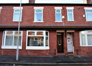 Thumbnail 3 bed terraced house for sale in Edale Avenue, Manchester