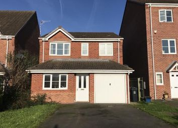 Thumbnail 3 bed detached house for sale in Gadwall Croft, Newcastle, Staffordshire