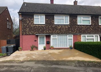 Thumbnail 3 bedroom terraced house for sale in Ickley Close, Luton