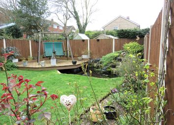 Thumbnail 3 bed semi-detached house for sale in Grenville Close, Ringwood
