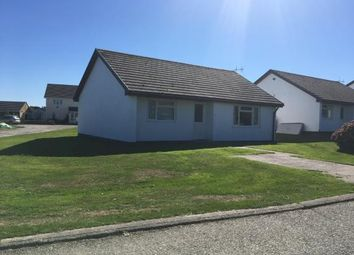 Thumbnail 2 bed bungalow for sale in Lily Way, St Merryn Holiday Park, Cornwall