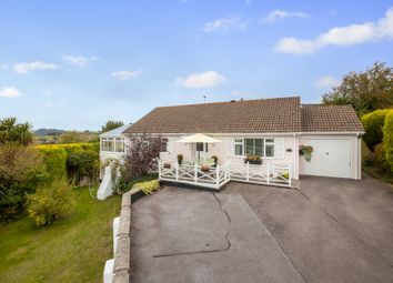 Thumbnail 3 bed detached bungalow for sale in Highweek Village, Newton Abbot