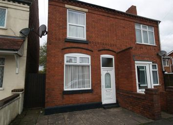 Thumbnail 2 bedroom semi-detached house to rent in Clifton Road, Halesowen