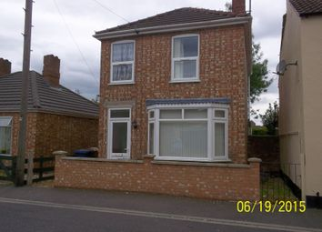 Thumbnail 3 bed detached house to rent in Prince Street, Wisbech