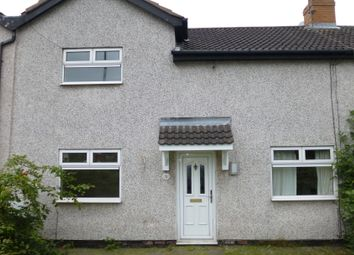Thumbnail 3 bed terraced house to rent in Field Road, Stainforth, Doncaster
