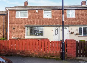 Thumbnail 3 bed semi-detached house for sale in Barnstaple Road, North Shields