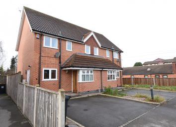 Thumbnail 3 bed semi-detached house for sale in Brook Chase Mews, Chilwell