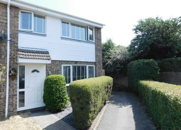 Thumbnail 3 bed semi-detached house for sale in Saxon Avenue, Stotfold, Herts