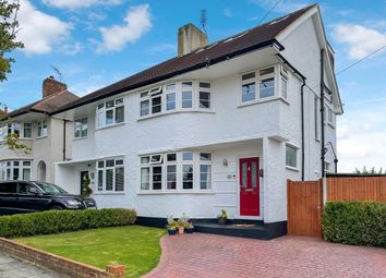Thumbnail 4 bed semi-detached house for sale in Fieldway, Petts Wood, Orpington
