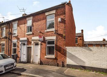 Thumbnail End terrace house for sale in Raglan Street, Plungington, Preston