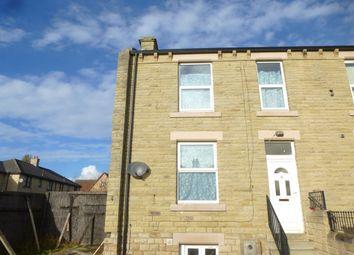 Thumbnail 2 bedroom end terrace house for sale in Garden Terrace, Ravensthorpe, Dewsbury