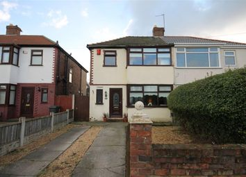 Thumbnail 2 bed semi-detached house for sale in Hale Road, Widnes, Cheshire