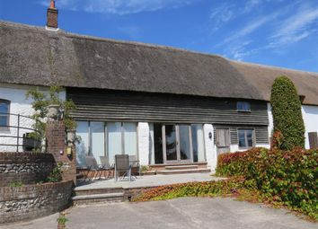 Thumbnail 3 bedroom cottage to rent in Park Farm, Milton Abbas, Blandford Forum
