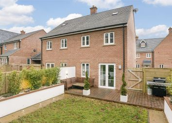 Thumbnail 3 bed semi-detached house for sale in Oak Farm Close, Milcombe, Banbury