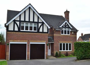 Thumbnail 5 bed detached house for sale in Foxglove Way, Thatcham, Berkshire