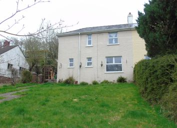Thumbnail 2 bed semi-detached house for sale in Council Houses, Graig Penllyn, Cowbridge