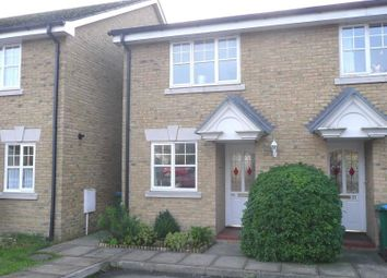 Thumbnail 2 bed semi-detached house to rent in Barons Mead, Southampton