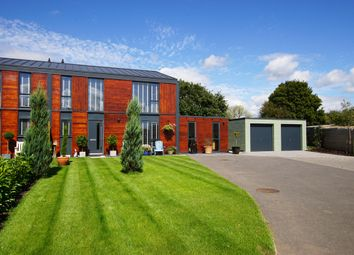 Mill Lane, Frampton Cotterell, Bristol BS36. 4 bed barn conversion for sale