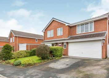 Thumbnail 5 bed detached house for sale in Pear Tree Avenue, Coppull, Chorley, Lancashire