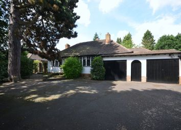 Thumbnail 3 bed detached bungalow for sale in Pershore Road, Selly Park, Birmingham