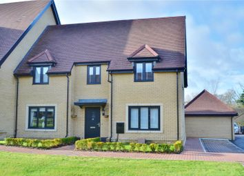 Thumbnail 4 bed end terrace house for sale in East Grinstead, West Sussex