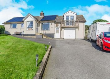 Thumbnail 4 bed equestrian property for sale in Helston, Cornwall