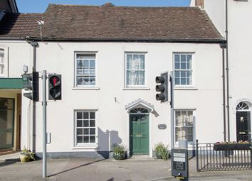 Thumbnail 6 bed terraced house for sale in West Borough, Wimborne