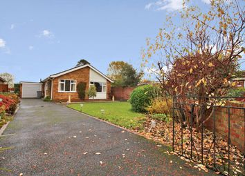 Thumbnail 3 bedroom detached bungalow for sale in Middletons Lane, Hellesdon, Norwich