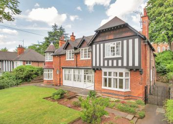 Thumbnail 5 bed detached house for sale in Thorncliffe Road, Nottingham