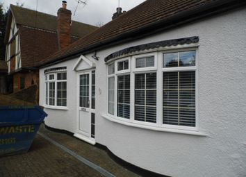 Thumbnail 2 bed bungalow to rent in Hill Crescent, Hornchurch
