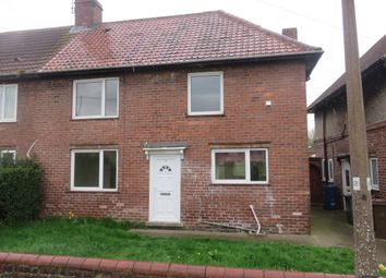Thumbnail 3 bed terraced house to rent in Cromwell Street, Thurnscoe, Rotherham