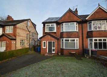 Thumbnail 4 bedroom property for sale in Upper Park Road, Salford