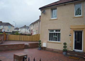 Thumbnail 3 bed end terrace house for sale in Greenhead Rd, Wishaw
