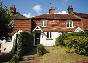 Thumbnail 1 bed cottage to rent in Westerham Road, Oxted