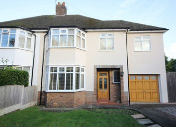 Thumbnail 4 bed semi-detached house for sale in Willow Green, Woolton, Liverpool