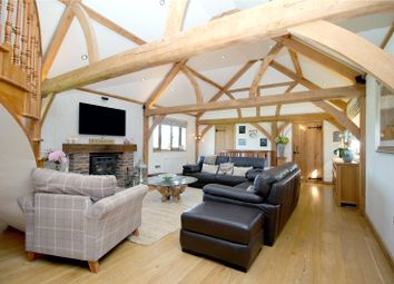Thumbnail 3 bed detached house for sale in Newchapel Road, Lingfield, Surrey