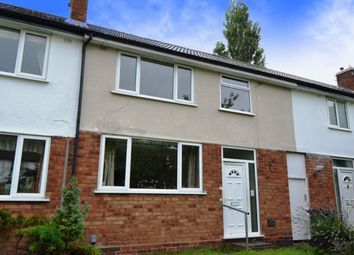 Thumbnail 2 bed town house to rent in Poulton Close, Moseley, Birmingham