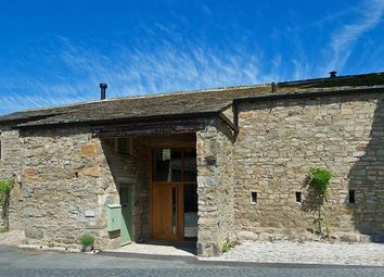 Thumbnail 3 bed barn conversion for sale in Kettlewell, Skipton