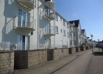Thumbnail 2 bed flat to rent in Camona Drive, Maritime Quarter, Swansea