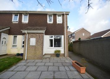 Thumbnail 2 bed end terrace house to rent in Killigrew Gardens, St. Erme, Truro