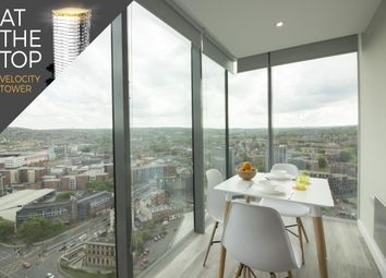 1 bed flat to rent in Velocity Tower, St. Mary's Gate, Sheffield S1