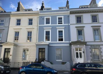 Thumbnail 1 bedroom flat for sale in Citadel Road, The Hoe, Plymouth, Devon