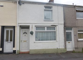 Thumbnail 2 bed terraced house for sale in Beaconsfield Street, Cadoxton, Neath