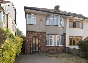 Thumbnail 3 bed semi-detached house for sale in Pinnacle Hill, Bexleyheath, Kent